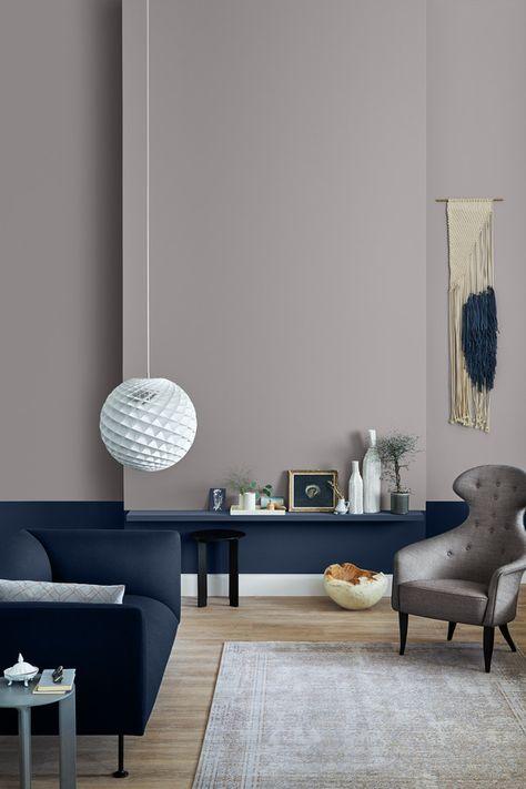 Trendfarbe Wohnen Mit Salbeigrun Schoner Wohnen Farbe Haus Deko Schoner Wohnen