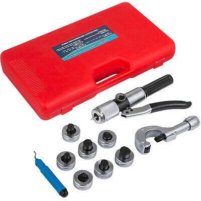 Ad Ebay Hydraulic Tube Expander Kit 7 Lever 3 8 1 1 8 Swaging Punche Hvac Tool W Case Hvac Tools Hvac Hvac Hacks