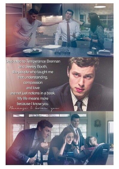Link to Bones Episode Scripts   Season 10   The Lance to the Heart   Lance Sweets Funeral   Brennan's impromptu eulogy     http://www.springfieldspringfield.co.uk/view_episode_scripts.php?tv-show=bones&episode=s10e02