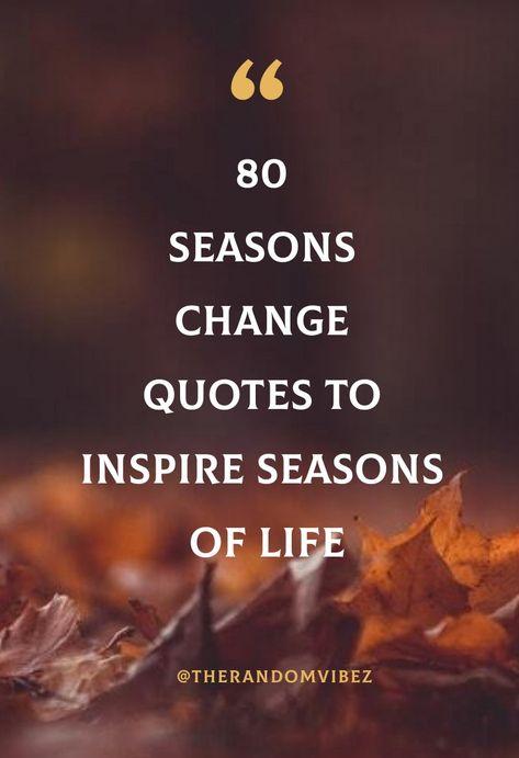 #seasonschangequotes #changequotes #inspirationalmorningquotes #positivemorningquotes #motivationalmorning #quoteoftheday #dailyquote #morninginspiration #seasonsquotes