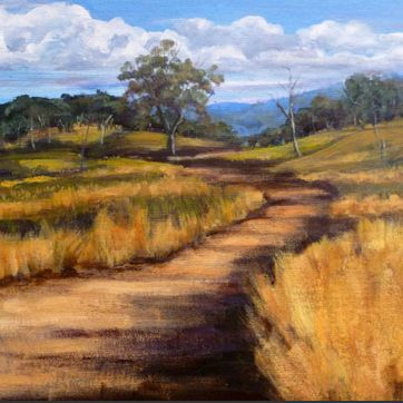 Australia Lpapa Artist Georgia Mansur Painting Courses Painting Plein Air