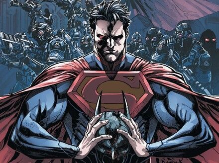 Pin By Hotwire X 17 On Superman In 2021 Injustice Comic Dc Comics Artwork Superman Wallpaper