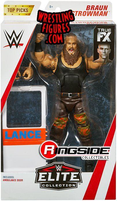 CEDRIC Alexander-WWE Elite 67 MATTEL Jouet Wrestling Action Figure