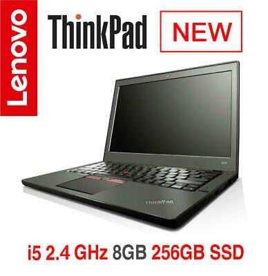 Ebay Link Ad Lenovo Thinkpad Notebook I5 2 4ghz 8gb Ram 256 Ssd W Lenovo Docking Station Lenovo Ssd Lenovo Thinkpad