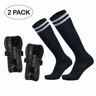 Details About 2 Pair 3 Sizes Shin Pads Child Calf Protective Gear 3 15 Years Old Girls Boys Soccer Shin Guards Shin Pads Shin Guards