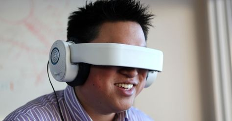 Move over Google Glass. There's a new kid on the block: Glyph, a mobile, personal theater
