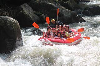 Ayung River Rafting Ubud Bali Ayung River Rafting Bali Tanah Lot Tour River Rafting Rafting White Water Rafting