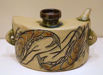 Pin On Art In Clay Sgraffito