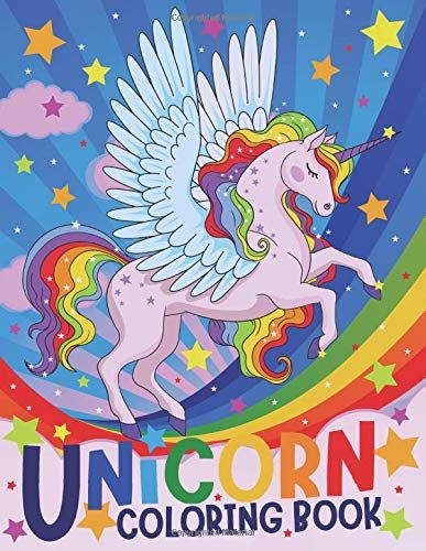 Free Download Pdf Unicorn Coloring Book Coloring For Childrentweens And Teenagersages 7 And Upcore Age 812 Years Coloring Books Free Ebooks Coloring For Kids