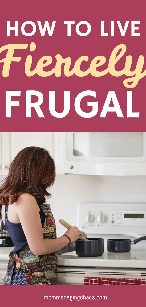 How to Live Super Frugally | Frugal Habits You Need to Start Living on the Cheap