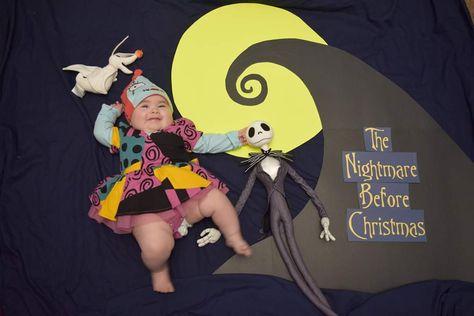 Baby 6 mo pics TNBC