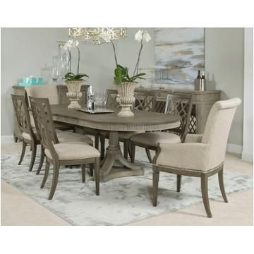 654 744 American Drew Furniture Savona Dining Table Dining Table