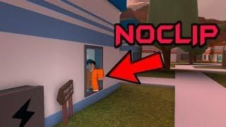 How to Noclip in Roblox Jailbreak | 2018 Exploit | Speed