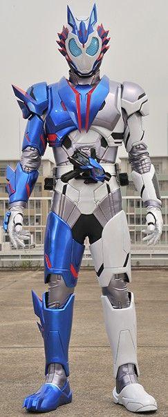 Vulcan Kamen Rider Rider Samurai Gear