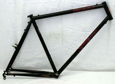 Raleigh 1984 Mountain Tour MTB Bike Frame 55cm Medium Hardtail Steel US Charity!
