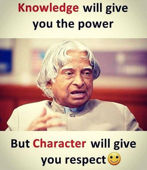 Kalam quote