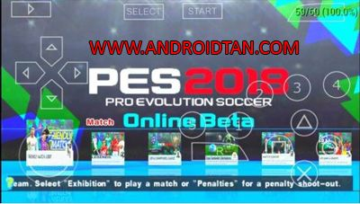 Download PES Army 2018 PSP ISO + Save Data Update Mod
