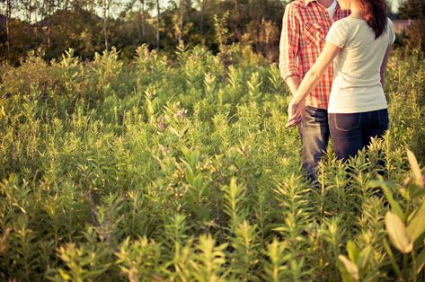 #human  #person  #outdoors #couple #in #grass  couple in grass field Wild plants