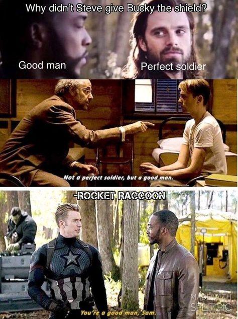 """New Captain America. Steve Buck and Sam - #""""Captain #America #And #Buck #New #Sam #Steve"""