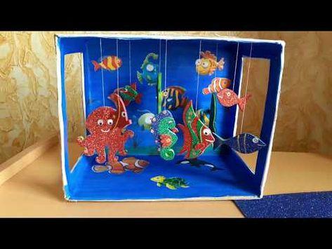 Sea Aquarium Model for kids