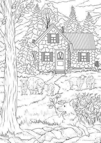 Pasture Coloring Pages Coloring Pages Pasture Kostenlose Ausmalbilder Bauernhof Malvorlagen Herbst Ausmalvorlagen