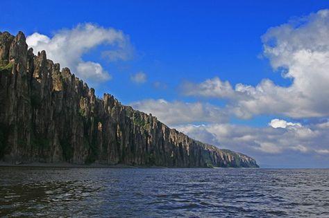 TOP TEN LONGEST RIVERS IN THE WORLD Landscapes Pinterest Top - Ten longest rivers