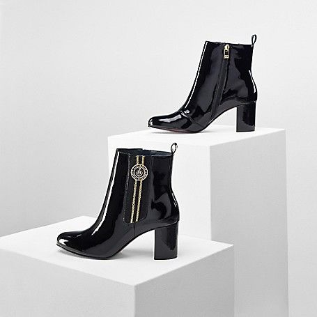 Image for LEATHER BOOT GIGI HADID from Tommy Hilfiger USA