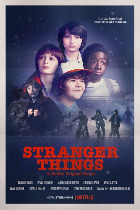 New Stranger Things Posters Throwback to 1980s Favorites