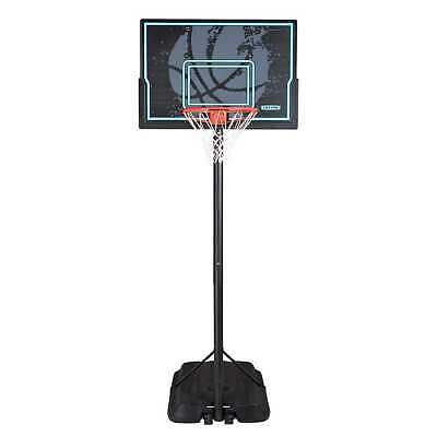 Details About Basketball Hoop Portable Heavy Duty Base Round Steel Pole Adjustable Hoops Game With Images Portable Basketball Hoop