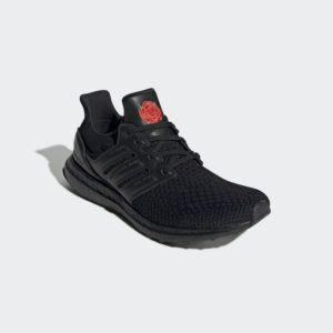 Adidas Ultra Boost 1 0 Manchester Rose Uhren Kaufen Komplett Schwarz Sneaker