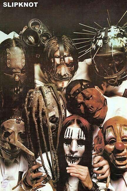 "The ""9"" : Slipknot"