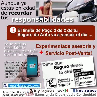 Muchas Cosas Por Recordar No Hay Problema Juyseguros Com Te Da Control En La Palma De Tu Mano