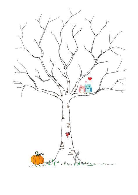 Fingerabdruck Baum Vorlage Andere Motive Kostenlos Zum Ausdrucken Dekoration Gram Fingerabdruck Baum Baum Vorlage Fingerabdruck Baum Hochzeit