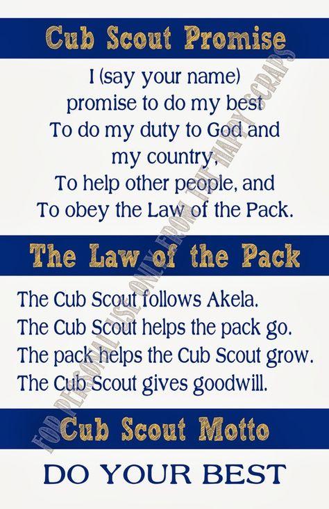 die besten 25 cub scout motto ideen auf pinterest