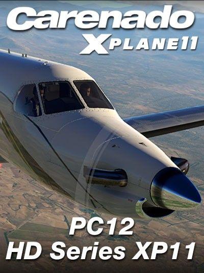 CARENADO : PC12 HD Series XP11 Special Features Version 1 2