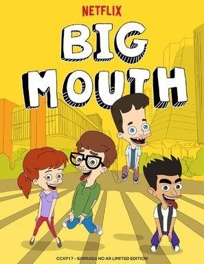 Big Mouth Poster Id 1584061 Big Mouth Mouth Big