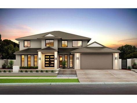 70 Hip Roof Houses Quatro Aguas Ideas House Exterior Facade House House Design