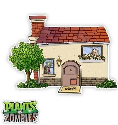 Crazy Dave House Plants Vs Zombies Plant Zombie Plants Vs Zombies Plants Vs Zombies Birthday Party