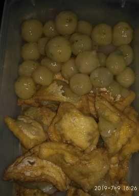 Resep Tahu Aci Baso Aci Oleh Aning Iksanudin Navindra S Mom Resep Makanan Pedas Resep Tahu Makanan