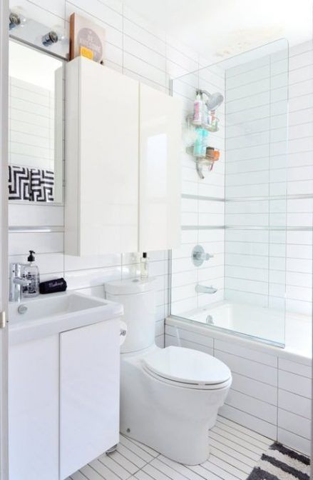 Bathroom Ikea Cabinet Apartment Therapy