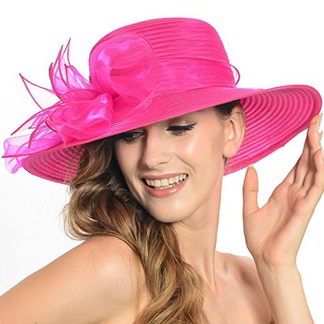 2401d3dbe1a New Kentucky Derby Church Dress Wedding Hat.   21.88 - 28.99  from top  store nanaclothing