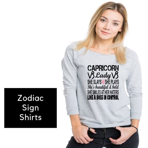 Shop our Capricorn apparel & accessories collection today! #birthdaygirl #birthdayboy #birthdaymonth #birthdaygift #birthdays #birthdaypresent #zodiac #zodiasign #zodiacsigns #zodiaclove #starsign #starsigns #horoscope # capricorn #capricornseason #capricornwomen #capricornman #capricorngirl #capricornboy #capricornhoroscope #capricornqueen #capricornking #capricornquotes #tshirtdesign #tshirtdesigns #fashion #fashiontshirtsforsale #lovescapricorn #capricornlady