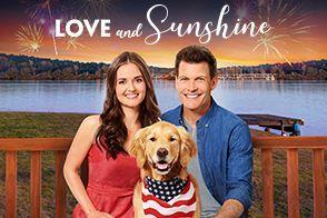 Danica Mckellar And Mark Deklin Star In Love Sunshine A Special Encore Presentation Hallmark Channel Christmas Movies The Good Witch Series Hallmark Movies