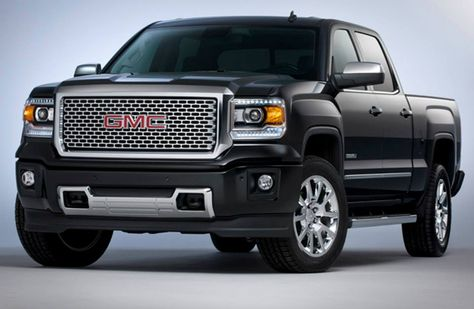 An All New 2014 Sierra 1500 Denali Full Size Pickup Arrives This