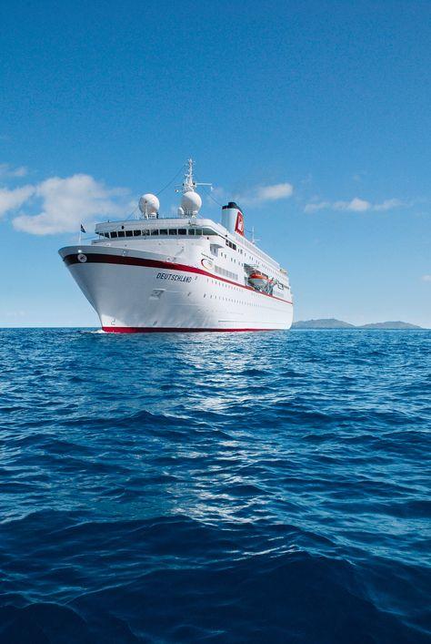 MS Deutschland   Das Traumschiff - GF Luxury