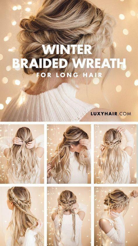 Frisur Fur Die Hochzeit Ladt Ein Frisur Pinterest Hair