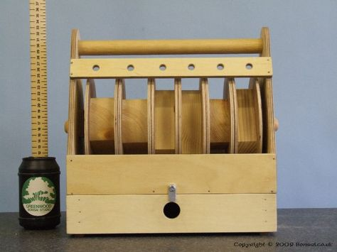 Wooden Bonsai Wire Caddy with Tool Draw   Bonsai Tools   Pinterest