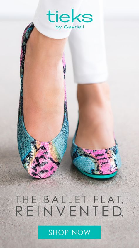 Luxury ballet flats for the everyday woman. Find comfort in over 60 prints, patents, and classics. Tieks Ballet Flats, Tieks Shoes, Shoes Sandals, Comfy Shoes, Cute Shoes, Me Too Shoes, Shoe Closet, New Shoes, Fashion Shoes