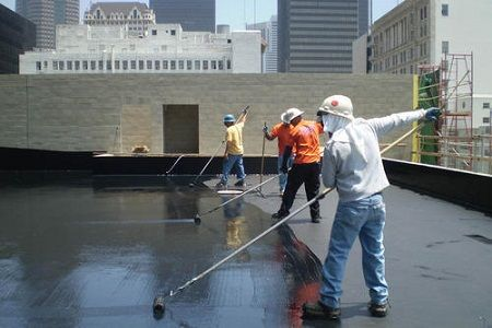 That S Where Waterproofing Companies In Thane Play A Key Role And Is Widely In Demand Among Construction Services Commercial Construction Painting Contractors