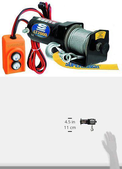 2,000lb Superwinch LT2000 12V Utility Winch ,Pink